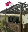 مظلات خشبية (31195652) 